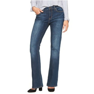 GAP Perfect Boot Coupe Dark Wash Jeans